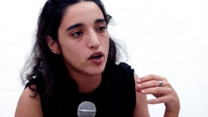 Sama Abdulhadi : la première DJ Techno palestinienne