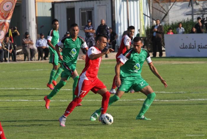 Coupe de football palestinienne reportée par manque d'autorisations de la part d'Israël