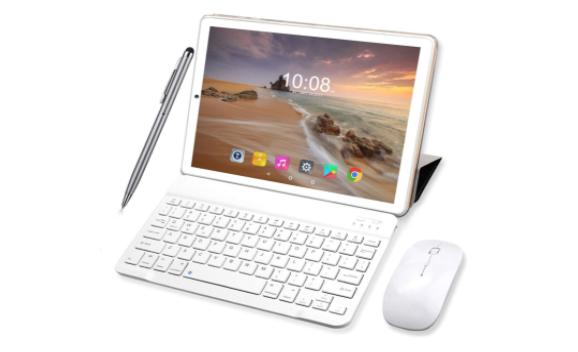 Avoir une tablette ou un ordinateur au travail