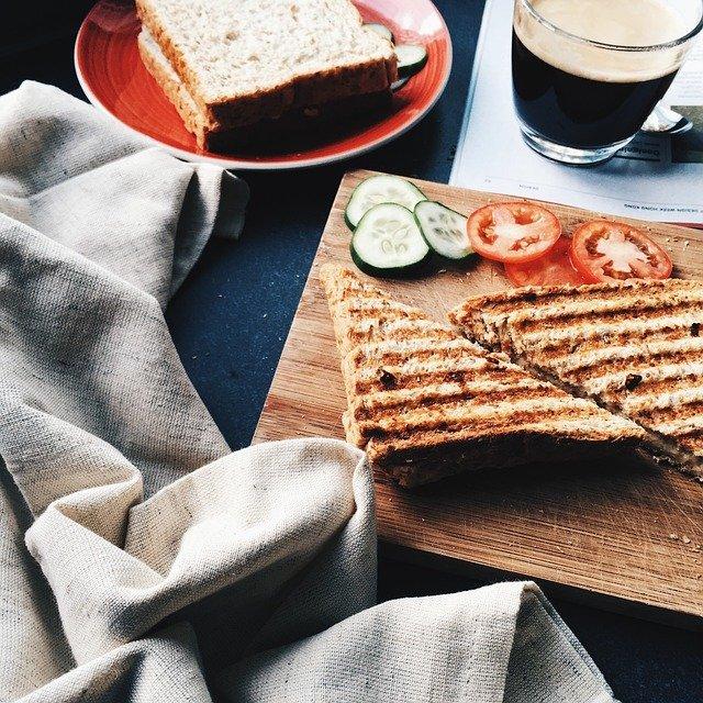 des croque monsieur toastés